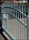 We are confident that our vertical pivot security gates will provide the best value for your application.